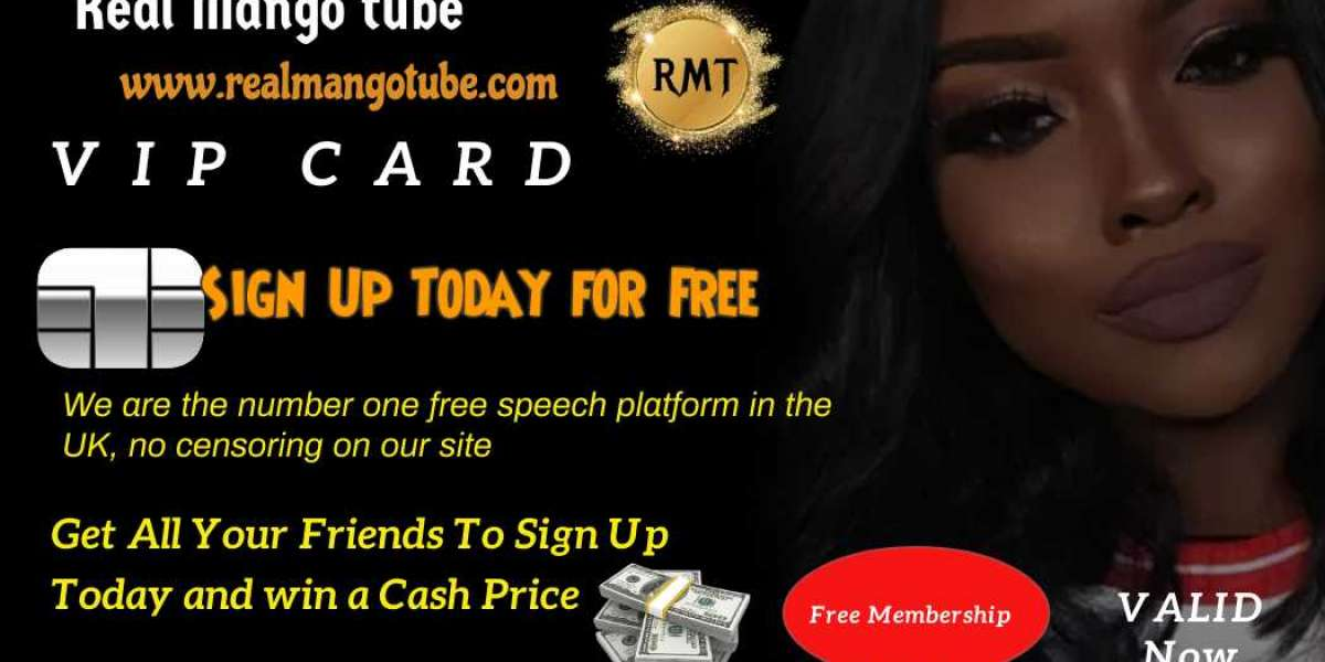 Sign up to Real Mango Tube Today for Free